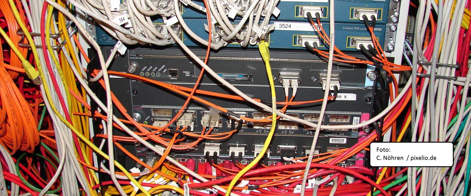 Permalink auf:Netzwerk Lösungen im Lan und Wan Bereich